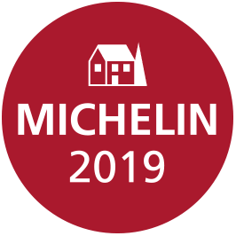 Guest house cited in the MICHELIN guide 2019